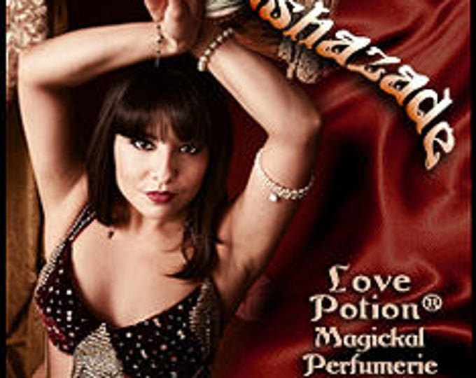 Pashazade w/ Heart Throb - for Men - Pheromone Enhanced Fragrance - Love Potion Magickal Perfumerie