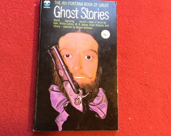 4th Fontana Book of Great Ghost Stories, 1970 Edition