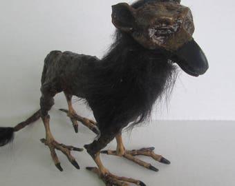 Mummified Griffin Type Creature