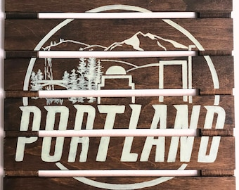 14x14 Portland Logo