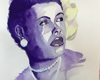 Black History Month 4 of 5: Billie Holiday