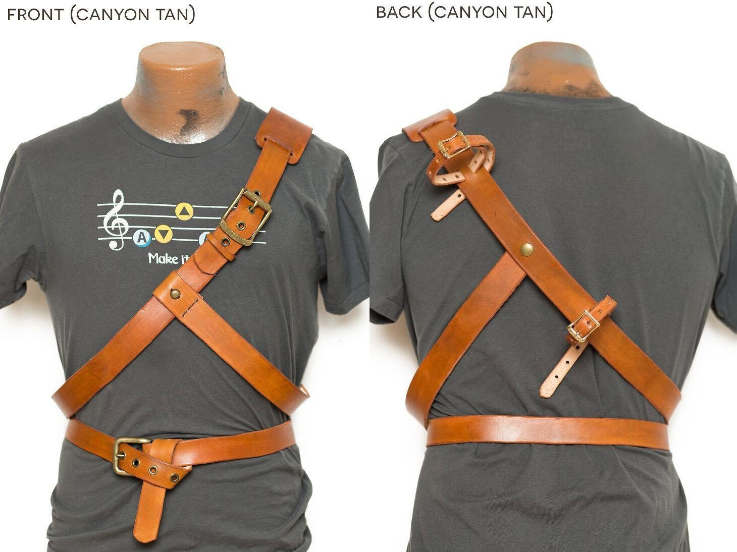 Legend of zelda link belt and baldric to hold swordscababrd zoom baditri Images