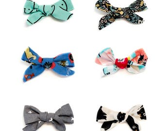 Schoolgirl Bow // Pick Two
