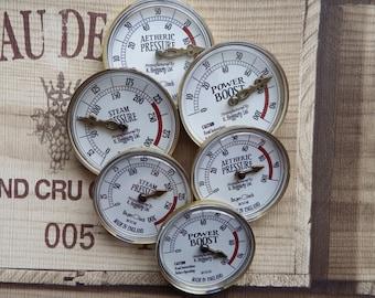 Steampunk 'Retro' Gauge Accessory - 50 or  57mm diameter