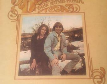 John Denver- Back Home Again- 1974- Vinyl Record Album Lp