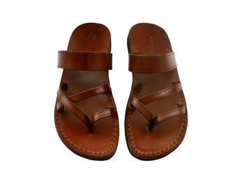 VEGAN Moon Sandals For Men & Women - Handmade Unisex Sandals, Flip Flop Sandals, Jesus Sandals, Genuine Vegan Sandals, Vegan Flats