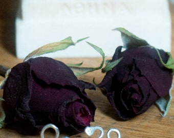 Athena earrings, sterling silver snake studs, small earrings, everyday studs, ear crawlers, Goddess earrings
