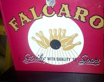 Vintage Falcaro cigar purse ...FREE shipping!!