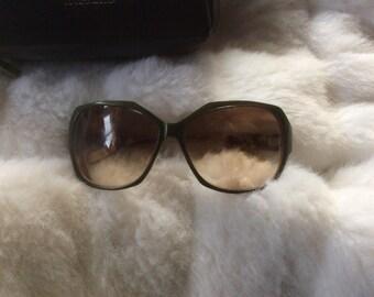 Authentic Vintage Paul Smith Sunglasses with Original Case