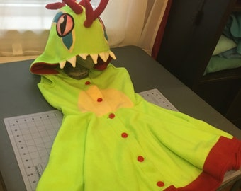 Murloc Kigurumi Dress