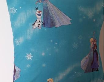 Disney Frozen pillow cover / 40x40cm/Princess/kids gift decoration
