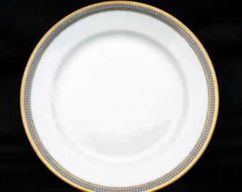 """Heinrich H & C Selb Bavaria Imperial Pattern HC9 Dessert/Pie Plate 6 7/8"""""""