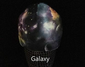 """Helmet Liner/Running Cap/Ski Cap  - """"Galaxy"""""""