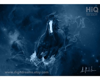 S105: Shamanic Guardians - Bay Stallion
