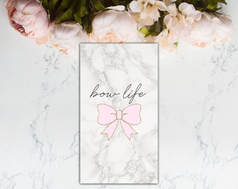 Bow Life Planner Dashboard