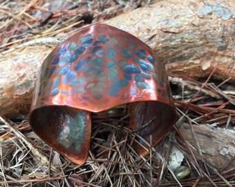 Armor Look fashion bracelet cuff