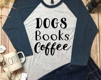 Canines And Caffeine Shirt - Book Lover Gift - Caffeine And Canines Top - Canines And Caffeine Top - Caffeine And Canines Shirt - Dog Mom