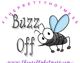 Buzz Off: Organic Bug Spray