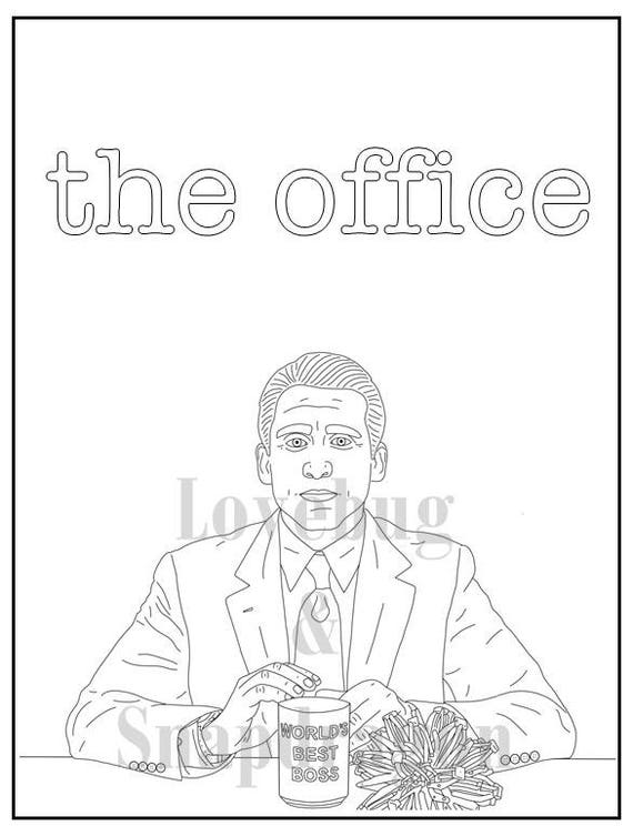 office adminstator coloring pages - photo#7