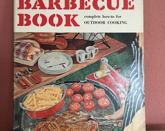 Vintage Better Homes and Gardens - Barbecue Book