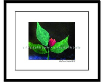 Original art available as an 8x10 print suitable for framing