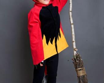Devil, halloween, devil, child costume