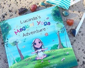 Lucinda's Magical Yoga Adventure
