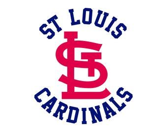 St Louis Cardinals Cut Files, St Louis Cardinals SVG Files, St Louis Cardinals SVG Cutting Files, St Louis Cardinals File, Instant Download