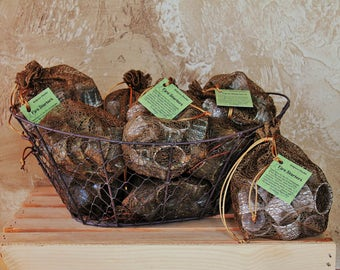 WHOLESALE - Firestarters - 10 Bags with 15 firestarters in each bag - Woodstove - Fireplace - Fire Pit - Campfires