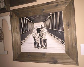 Rustic Barnwood 16x20 Frame