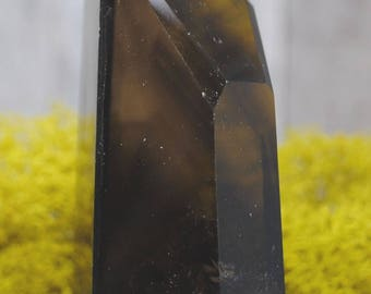 Smoky Quartz Crystal Tower Point -  1236.23
