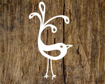 Bird Decal