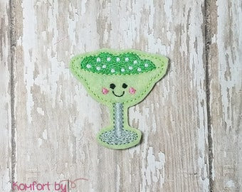 G2S Happy Margarita Felties- (set of 4) UN-CUT