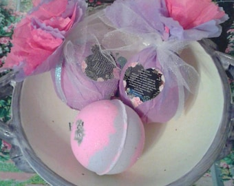 Bath Bomb Creamers (Set of 3)