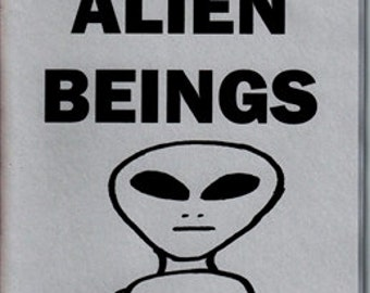 How to make Contact with Alien Beings Book