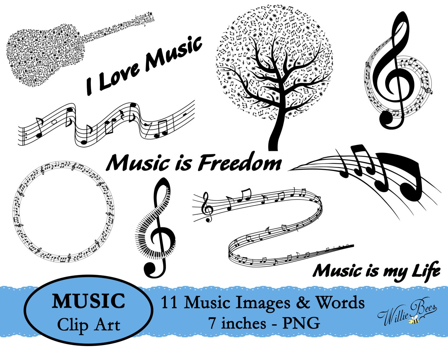 Music images musical music image guitar music symbols zoom biocorpaavc Image collections