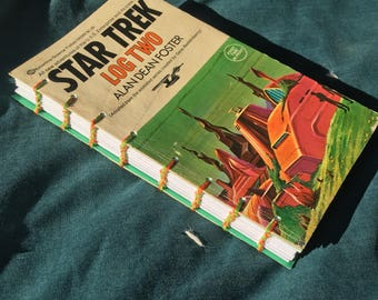 Star Trek: Log Two - Paperback Blank Journal