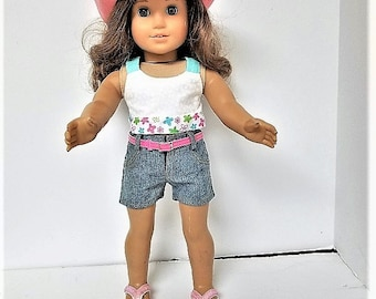 American Girl Complete 5 piece outfit