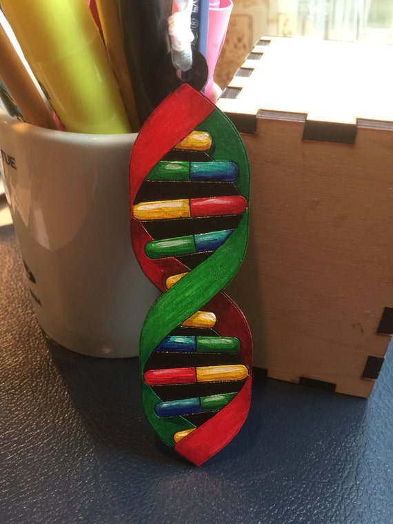 DNA ornament