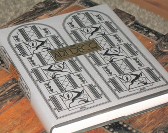 Art Deco Coffee Table Book by Victor Arwas Published by Harry N. Abrams, Inc.
