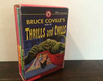 Bruce Coville's Box Of Thrills and Chills Series