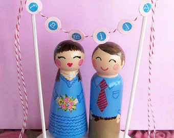 Special order for Kelly dolls and stand  no bunting