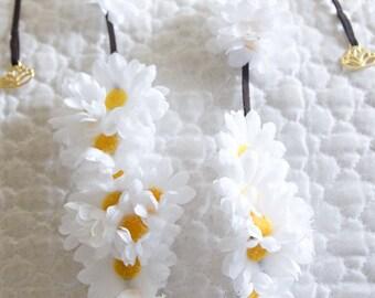Mini Daisy Flower Halo