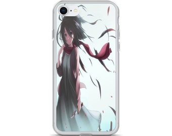 Young Mikasa iPhone Case
