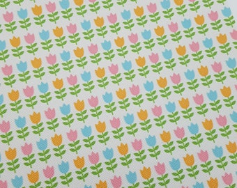 Tulip Faux Leather Sheet