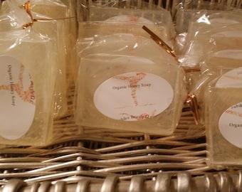 Organic Honey Soap
