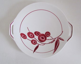 Dish ceramic pie Pexonne model Ciboure