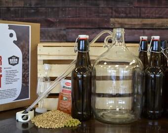 Beer Making Kit - 1 Gallon