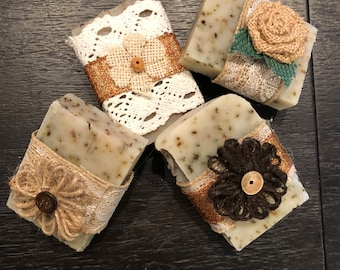 Pure Lavender Homemade Soap!
