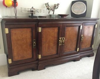 1990s Dining Room - Buffet Cabinet